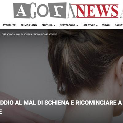 Dire addio al mad di schiena